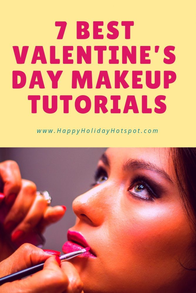 Best Valentines Day Makeup Tutorials