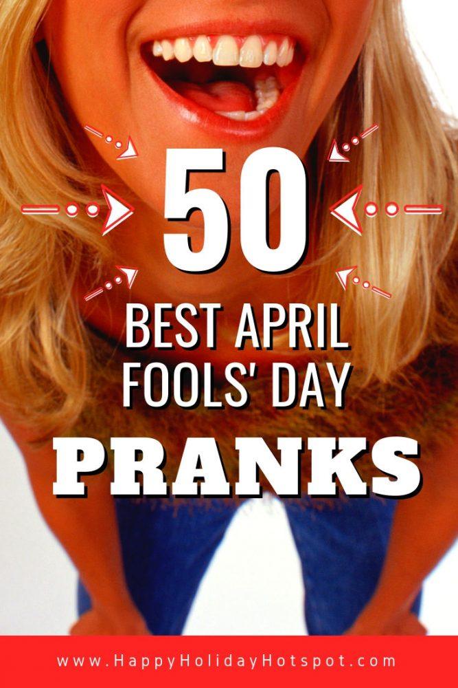 Best April Fools Day Pranks 50