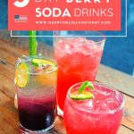 best memorial day berry soda drinks
