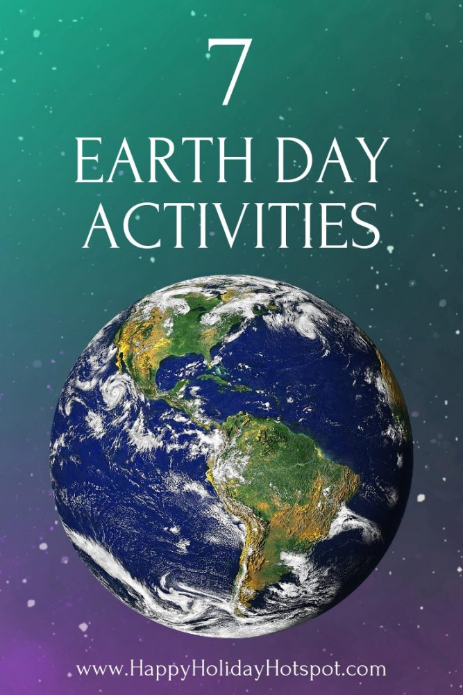 earth day activities new