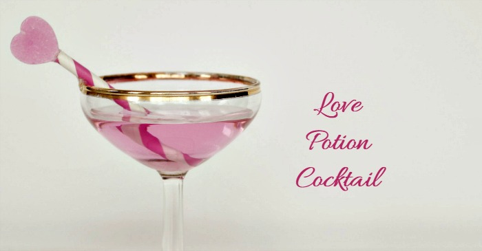Love Potion Cocktail – Valentine's Day Drink Recipe