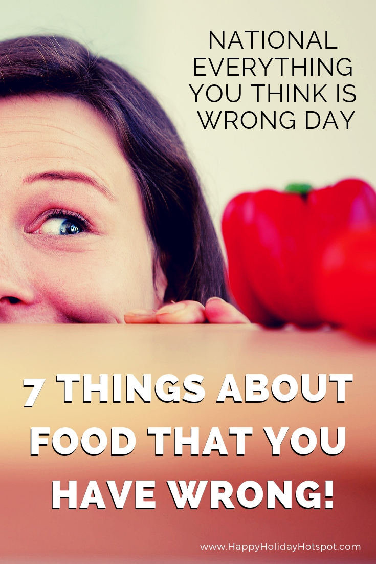 national everything you think is wrong day